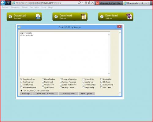 kan geen documenten meer opslaan of wijzigen - Pagina 2